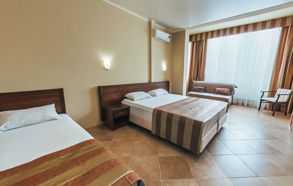 Отель «CITY PLAZA» г. Геленджик